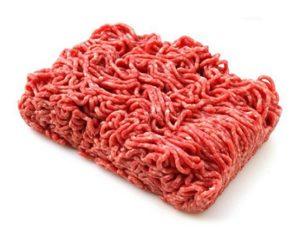 Фарш из говядины при гастрите