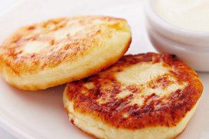 Сырники в духовке при гастрите рецепт
