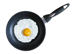 Можно ли яичницу при гастрите