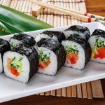 Можно ли роллы и суши при гастрите
