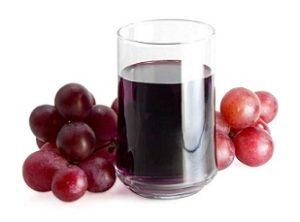 Виноградный сок при гастрите