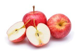 Яблоки при гастрите желудка