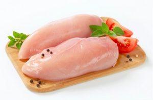 Куриная грудка при гастрите желудка