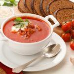 Какие супы можно при гастрите